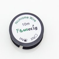 Wholesale Ni80 wire m spool nichrome wire Gauge by focusecig in stock