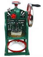 Wholesale commercial manual ice crusher hand ice crush machine Hand cranked ice machine
