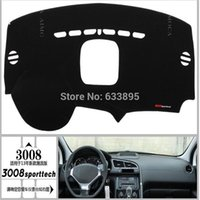 Wholesale Dashboard mat dark visor keeps sun Embroidery section low equiped