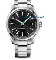 aqua master - Luxury Watches Stainless Steel Bracelet Aqua Terra m Master mm Stainless Steel mm MAN WATCH Wristwatch
