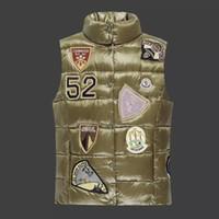 Wholesale M178 Luxury Mon Brand women winter vest UK popular French Spring Jacket Warm Down anorak women vest parka women jacket