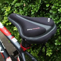 Wholesale Hot Sales Mountain Bike Saddle Cover Outdoor Bicycle Seat Case MTB Memory Foam Cushion Pads MN0046 kevinstyle