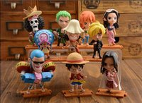 Wholesale Anime do people One piece One pices furnishing articles key doll doll generations