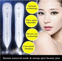 Wholesale personal spots removal pen permanent make up machine mole freckle removal machine