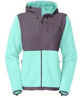 womens jackets - 2016 FREE SHIP Lowest Price Fleece Womens Fleece Hooded Jacket Winter Outdoor Sports Warm Fleece Sweatshirt Outerwear Black White S XXL