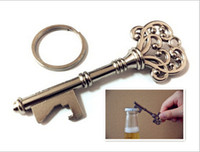 bar tools uk - Novelty Keychain Key Design SUCK UK Bottle Opener Key Ring Bar Beer Opening Tools color for choice