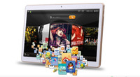 Cheap 2016 OEM Custom 10-Inch Tablet wholesale IPS High Definition GPS Bluetooth Dual Sim Card DHL Free Shipping