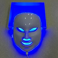 Wholesale LED Facial Mask Led Lights PDT Photon Facial Mask Lights Red Blue Green LED For Skin Rejuvenation Wrinkle Removal Facial Machine