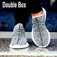 baseball cycles - Send Double Box Boost Shoes footwear Top Quality new arrival top Kanye West Shoes for mens womens more Boost for Sports Outdoor