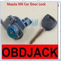 best front door - Best Quality For Mazda M6 Car Door Lock Replacement With Key Front Left car lock Central door lock
