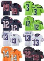 Wholesale 2016 men s Legend version Football jerseys BROWN MATHIEU MILLER FAN BECKHAM JR LANDRY WILSON BRADY