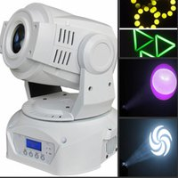 Wholesale Hot Sale w w Led Moving Head Spot Gobo Light For Stage Disco Dj DMX channels colors patterns