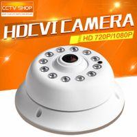 analog surveillance cameras - Analog High Definition Surveillance Security Panoramic CCTV Camera MP P P Dome HD CVI Camera IR M Degree View