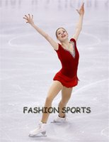 adult ice skating - Custom Adult Figure Ice Skating Dresses New Brand Skating Dress For Competition HB2892