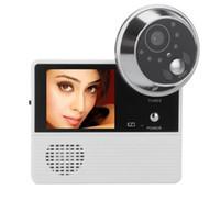 Wholesale 2 inch LCD Digital Door Camera Doorbell peephole Door Viewer Eye Home Security Camera Cam Door Bell