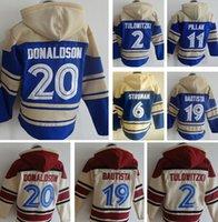 Wholesale OLD TIME men s hockey hoody hoodies blue jays troy tulowitzki kevin pillar jose bautista josh donaldson Marcus Stroman