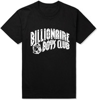 Wholesale 2016 NEW MEN BILLIONAIRE BOYS CLUB men s T shirts Hip Hop Cotton men s BBC tshirt sport compression shirt XXXL free ship