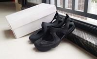 Wholesale 2016 Black Men Sandals Free Rift Sandal SP Summer Outdoors Comfortable Casual Slipper Ninja Sandals Wading Shoes