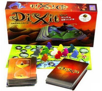 Wholesale Dixit board games English instructions send by email