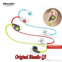 apple ipad gifts - Sport Bluetooth Earphones Bluedio Q5 Stereo Wireless Hands Free Headset for Cellphone iPad Gift Package