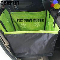 auto pet seat cover - Brand New Universal Car Auto Waterproof Convenient Pet Piggy Dog Car Rear Back Seat Cover Bag Hammock Cushion Protector