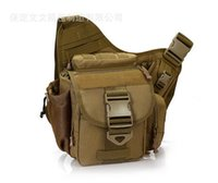Wholesale Brand New camera bag outdoor canvas shoot mountaineering cycling messenger shoulder bags B14