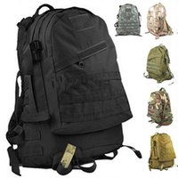 airsoft news - 2016 News Sports Outdoors Athletic Addisionloving Bags D Attack Tactical Molle Airsoft Backpack Outdoor Bag Capacity L