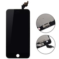 apple tests - 100 Guarantee Test LCD For iPhone plus LCD Display With Touch Screen Digitizer Assembly White Black