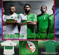 algeria soccer tops - AlgeriaS home away tops soccer jerseys adult tops men de foot maillot best quality uniform training suits Algeria