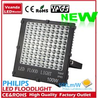 ac deals - LED flood light SMD100W Landscape lights AC85 V New arrival Floodlights electroplated reflector K K K Exclusive dealing