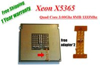 Wholesale Original Xeon X5365 SLAED SLAC3 Processor GHz MB MHz Quad Core Server CPU