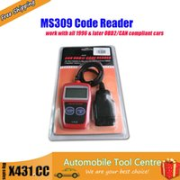 Wholesale Whoslesale price MS309 OBD2 code Scanner Auto Diagnostic Tool CAN BUS MS309 CAN OBDII Code Reader MS OBD II EOBD scan tool