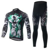 Wholesale 2016 Man Popular Cycling Jersey Bike Long Sleeve Sportswear Cycling Clothing CC0317
