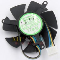 Wholesale Display cooling fan YOUNG LIN DFB501012H graphics card fan DC12V W