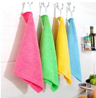 Wholesale 2016 Polyester Polyamide Colorful Car Kitchen Office Microfiber Cleaning Cloth Multiple Usage Microfiber Cloth for Cleanin