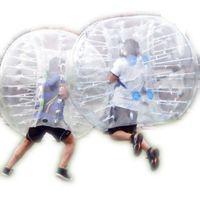 Wholesale Bubble Ball Soccer Bubblesoccer Body Zorbs Quality TPU or PVC Diameter m m m
