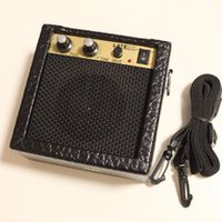 Wholesale 3W Mini Portable Electric Guitar Amplifier Amp WORLDWIDE