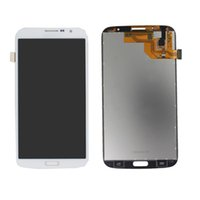 amd screen - For Samsung Galaxy Mega i9200 i9205 LCD Touch Screen with Digitizer Assembly Black amd White