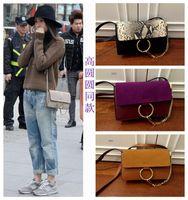 Cheap 2016 Fashion women's cross-body handbag genuine leather circusy vintage chain shoulder bags