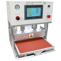 Wholesale Inches OCA Vacuum Laminating Machine Iphone and Ipads all can be repaired