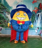 big bird hats - Comically Yellow Easter Chicken Eggs Shell Egg Henapple Bird Egg Mascot Costume Cartoon Character Mascotte Big Blue Hat ZZ1230
