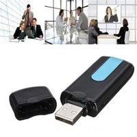 Wholesale 30pcs Spy Camera USB Disk U8 Hidden Camera HD Mini DVR Motion Detect Camera Portable Camcorder Candid Camera