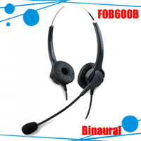 Wholesale Telephone headset with RJ09 plug for call center home office phone SOHO phone for call center home office phone and SOHO