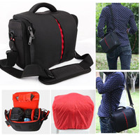 Wholesale Rain Cover Waterproof Video Camera Bag for Canon DSLR SX60 SX50 D D D D D D D D D D D D T5 Case