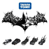 Wholesale 2016 set Mini Car Models Metal Diecast Tomy Batman VS superman Batmobile Batmobile Collection Kids Toys Vehicle Juguetes