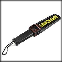 Wholesale by dhl or ems pieces handheld metal detector of Super scanner MD B1