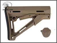 Wholesale Tactical PTS M OE Stock With Retail Box For AR15 M4 M16 Dark Earth