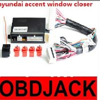 accent windows - 2016 Original Car Window control For hyundai accent window closer No need to cut any wire