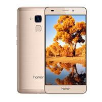 5,2 pulg original <b>Huawei</b> Honor 5C Juego 2pcs Kirin Octa Core 4G LTE FDD IPS 1920 * 1080HD 13.0MP doble tarjeta SIM de teléfonos inteligentes