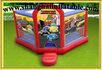Wholesale best quality PVC inflatable bounce house for sale